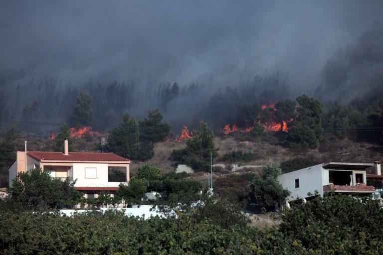 Ρέθυμνο: Η πόλη σε πύρινο κλοιό – Η φωτιά απείλησε σπίτια!   Newsit.gr