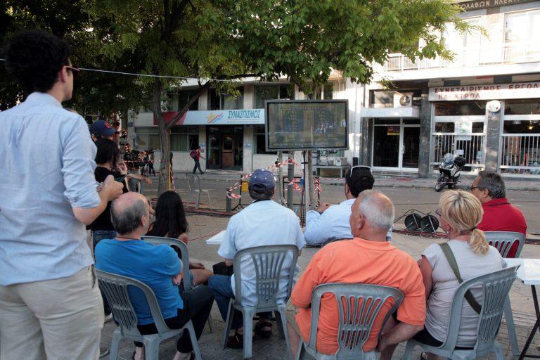 Τα αποτελέσματα στη Β'Θεσσαλονίκης: ΝΔ – ΣΥΡΙΖΑ 32,02% -23,36%   Newsit.gr