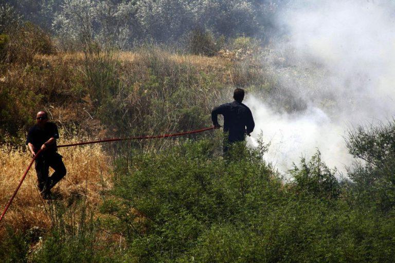 Αχαία: Υπό έλεγχο η πυρκαγιά στα Λαμπρέικα | Newsit.gr