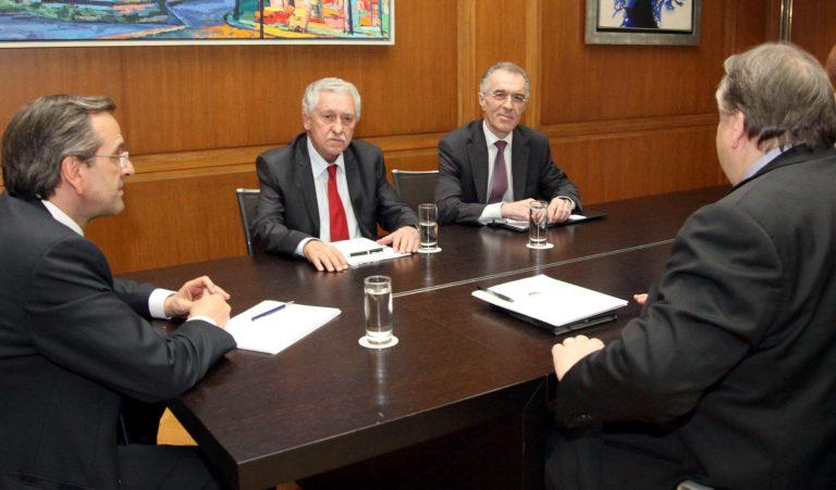 Παρολίγο εμπλοκή με τον Ράπανο χθες το βράδυ – Ζήτησε εχέγγυα από Βενιζέλο Κουβέλη – Τελικά θα ορκιστεί υπουργός Οικονομικών   Newsit.gr