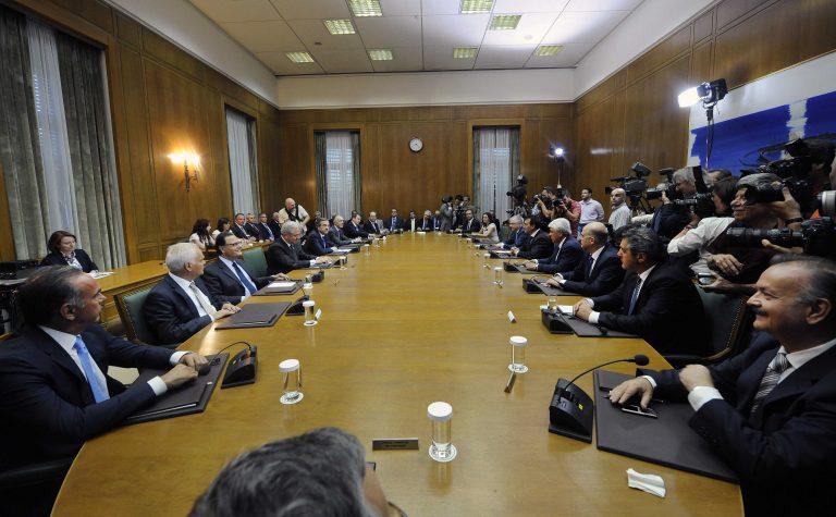 Σαμαράς: «Θα είμαι συχνά στα υπουργεία σας!» | Newsit.gr