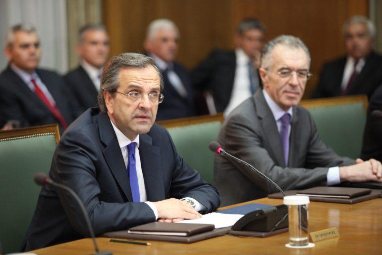 «Βασίλη μείνε» – «Πρόεδρε αυτό θα ήταν ανακόλουθο εκ μερους μου» – Όλο το παρασκήνιο της παραίτησης Ράπανου και από την Εθνική Τράπεζα | Newsit.gr