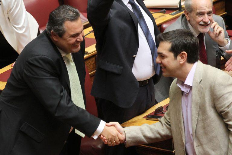 Αύριο η συνάντηση Τσίπρα – Καμμένου | Newsit.gr