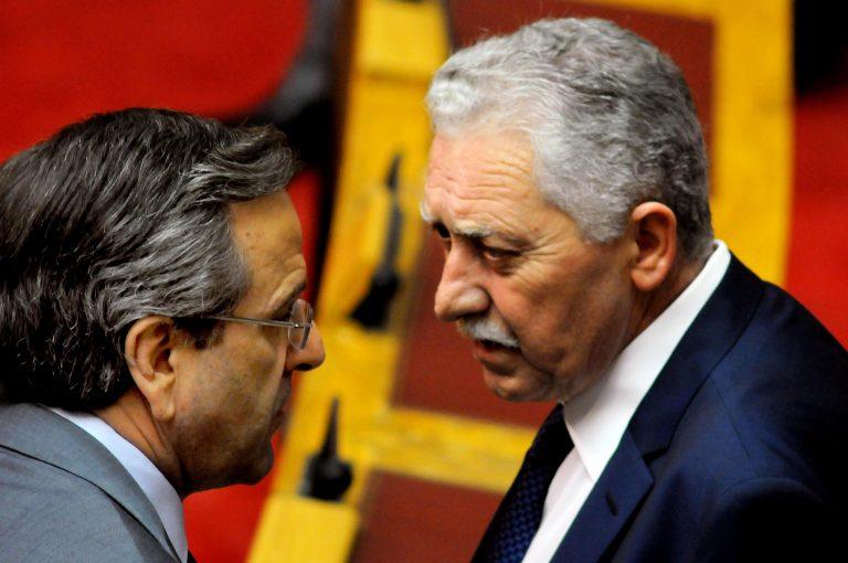 Κουβέλης σε Σαμαρά: «Πάρε τηλέφωνο Λαγκάρντ και Γιούνκερ!»   Newsit.gr