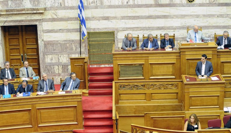 Στα χαρακώματα ΝΔ και ΣΥΡΙΖΑ για τον αναρχικό βουλευτή! – Σκληρές ανακοινώσεις από τα δυο κόμματα | Newsit.gr