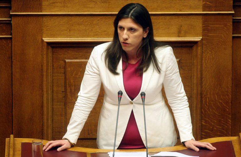 Ζωή Κωνσταντοπούλου: Εβγαλε πάλι εκτός εαυτού μια ολόκληρη επιτροπή της Βουλής | Newsit.gr