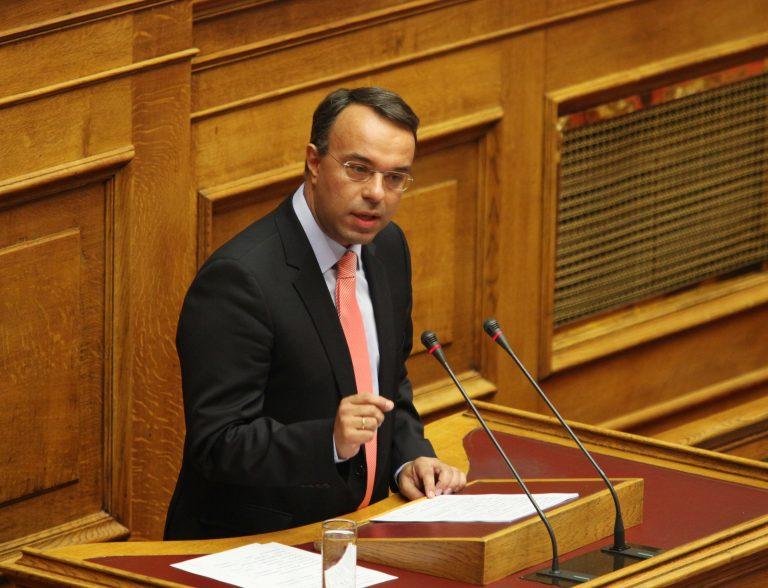Σταϊκούρας:Προσπαθούμε να αποφύγουμε μειώσεις 10% στα ειδικά μισθολόγια | Newsit.gr