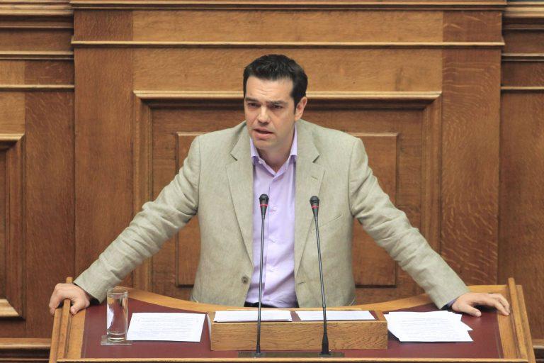 Τσίπρας: Μερκελιστές είστε όχι ευρωπαϊστές | Newsit.gr