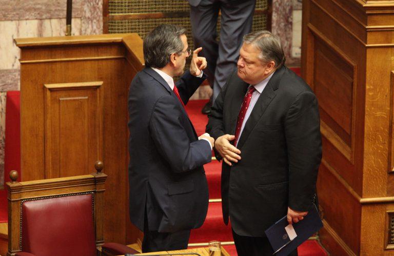 Βενιζέλος:Με αδικούν όσοι πιστεύουν ότι υπονομεύω τον Στουρνάρα | Newsit.gr