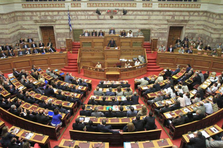 Δεν μπορούν να εκλέξουν προεδρείο στην Επιτροπή Θεσμών και Διαφάνειας | Newsit.gr