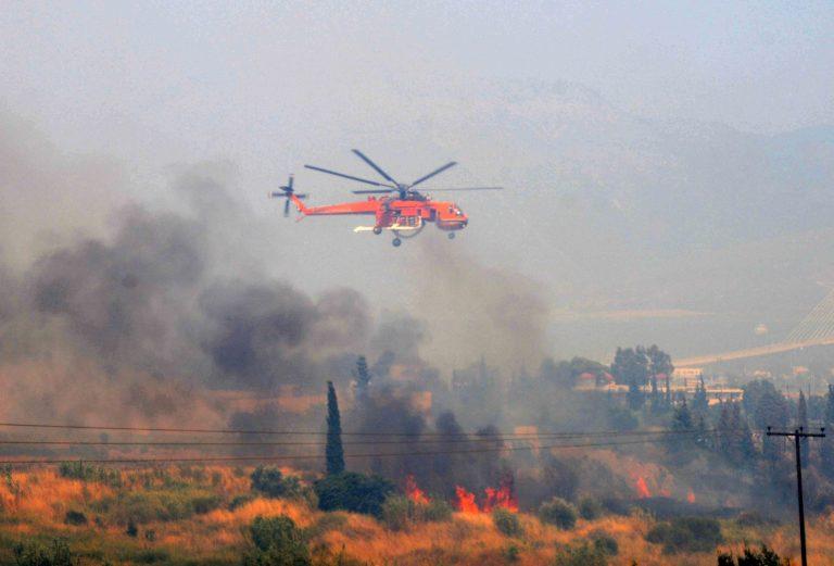 Ρέθυμνο: Ανεξέλεγκτη η φωτιά πλησιάζει σε χωριά! | Newsit.gr