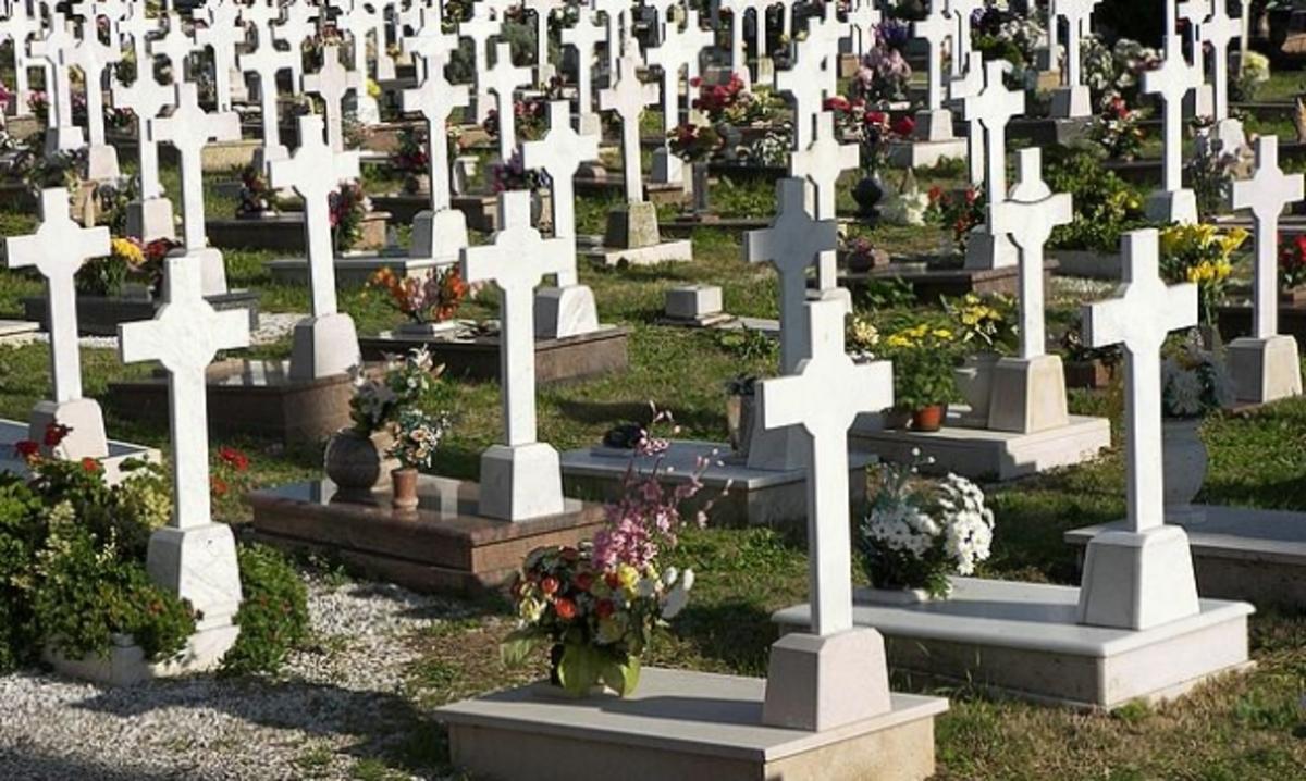 Πάτρα: Ανείπωτη τραγωδία σε νεκροταφείο – Νεαρή βρέθηκε κρεμασμένη! | Newsit.gr