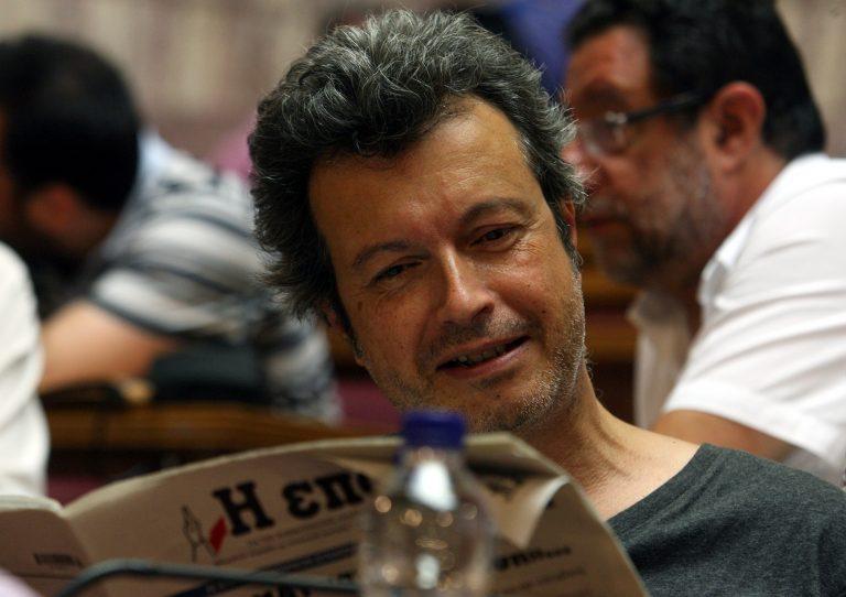 Τατσόπουλος:Χοντρή γκάφα το λευκό του ΣΥΡΙΖΑ στο κείμενο καταδίκης της Χρ. Αυγής | Newsit.gr