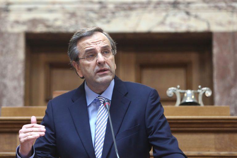 Σαμαράς για Ρέσλερ:Δεν ξέρω αν αυτά τα λέτε συνειδητά ή από ανοησία   Newsit.gr