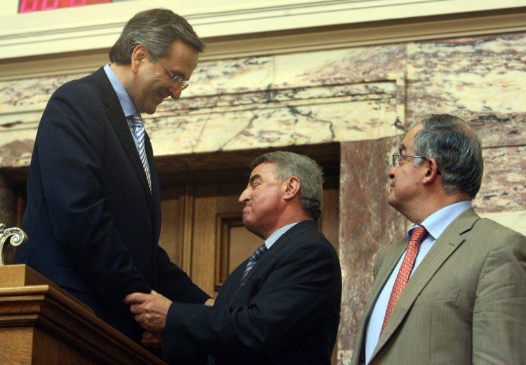 Ο Θανάσης Μπουρας ο νεος γραμματέας της Κ.Ο. της ΝΔ | Newsit.gr