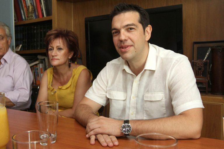 Τσίπρας:Οι ευθύνες ανήκουν όλες στην Τριανδρία της Δραχμής   Newsit.gr