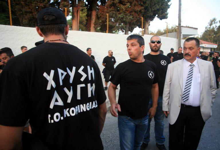 Κόρινθος: Επαναφορά της θανατικής ποινής ζητάει η Χρυσή Αυγή! | Newsit.gr