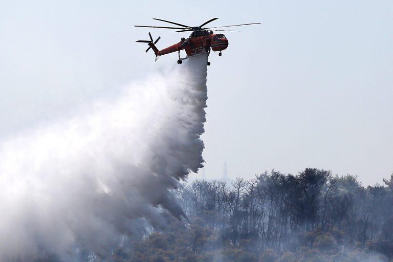Υπό μερικό έλεγχο οι φωτιές σε Μεσσηνία και Σέρρες   Newsit.gr