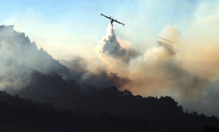 Χανιά: Πυρκαγιά στην Μάλαξα – Υπό έλεγχο η φωτιά στην Σούδα! | Newsit.gr