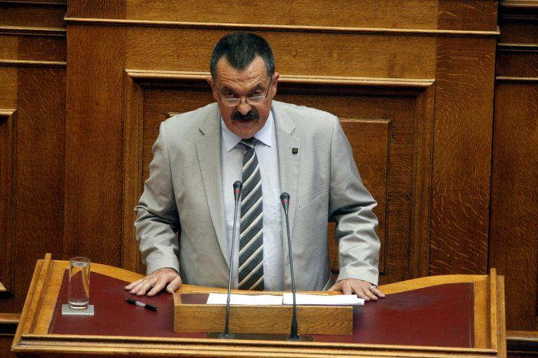 Χρ.Παππάς: Οι εσχατόγεροι Γλέζος και Μητσοτάκης | Newsit.gr