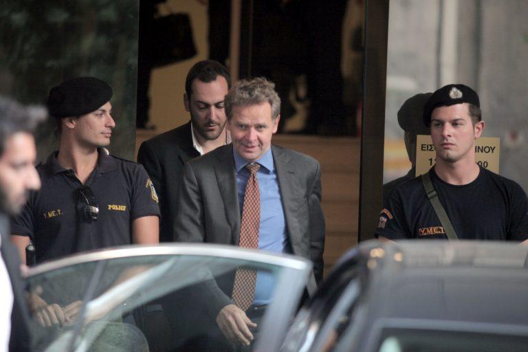 ΚΟΜΙΣΙΟΝ: Φεύγει για μία εβδομάδα η τρόικα | Newsit.gr
