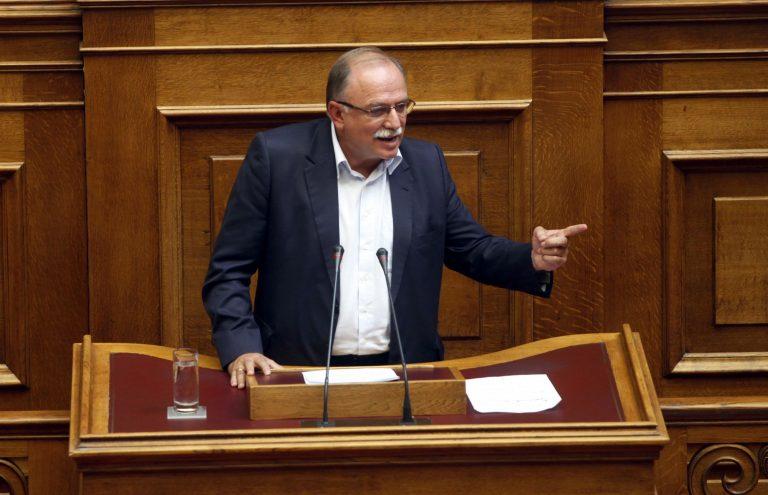 Παπαδημούλης: Να στείλει το ΣΔΟΕ στη Βουλή τη λίστα με τα πολιτικά πρόσωπα! | Newsit.gr