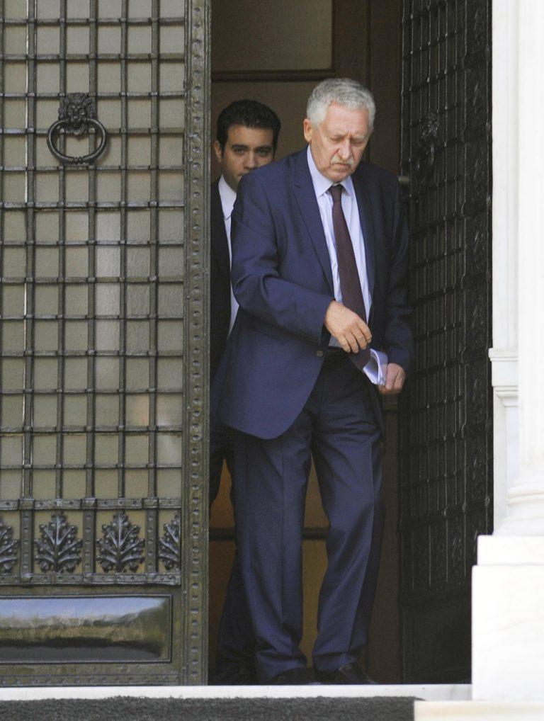 Κουβέλης: Αρνητικό το ότι δεν αξιολογήθηκε η λίστα Λαγκάρντ | Newsit.gr