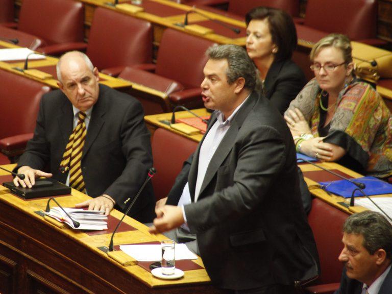 Καμμένος: Ο επικεφαλής του ΣΔΟΕ μου είπε ότι λίστα πολιτικών δεν υπάρχει   Newsit.gr