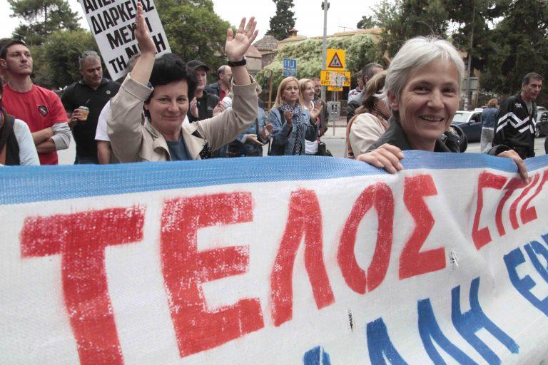 Θεσσαλονίκη: »Τα νέα μέτρα θα είναι για εμάς ταφόπλακα»!   Newsit.gr