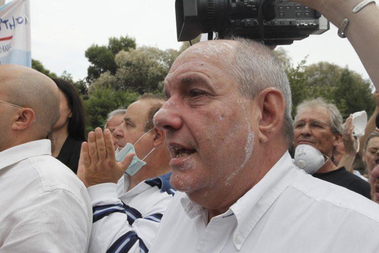 Τ. Κουικ: Θέλω να συναντήσω τον άνδρα των ΜΑΤ που μου έριξε χημικά | Newsit.gr