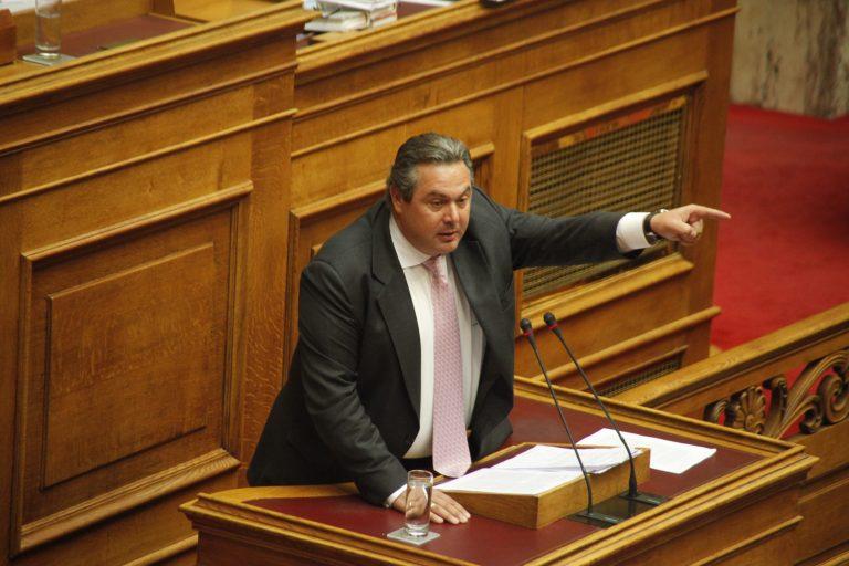 Κρίση στους Ανεξάρτητους Έλληνες! – Σε δυο στρατόπεδα το κόμμα του Πάνου Καμμένου | Newsit.gr