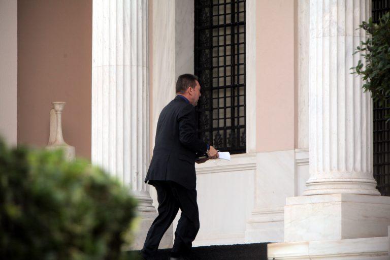 Σύσκεψη Σαμαρά – Στουρνάρα για το φορολογικό | Newsit.gr