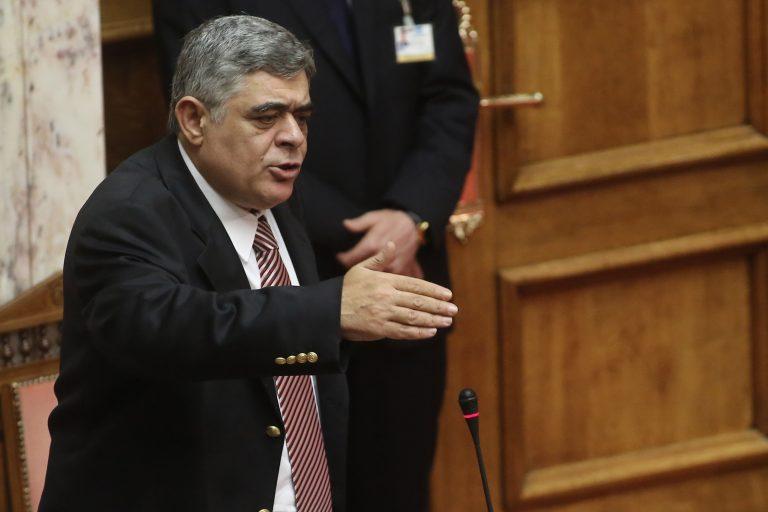 Μιχαλολιάκος: Αν μας θέσουν εκτός νόμου θα ιδρύσω νεο κόμμα και θα διπλασιάσω το ποσοστό μας! | Newsit.gr