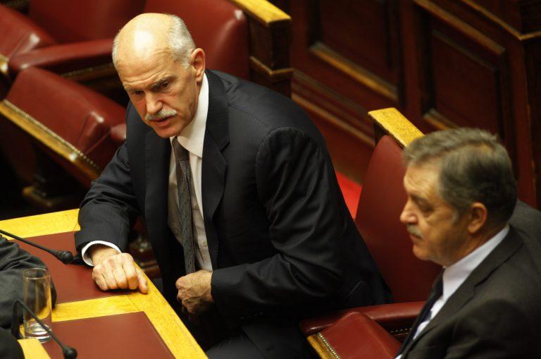 Γ.Παπανδρέου: Να κόβονται από τον μισθό μου οι μέρες απουσίας στο εξωτερικό | Newsit.gr