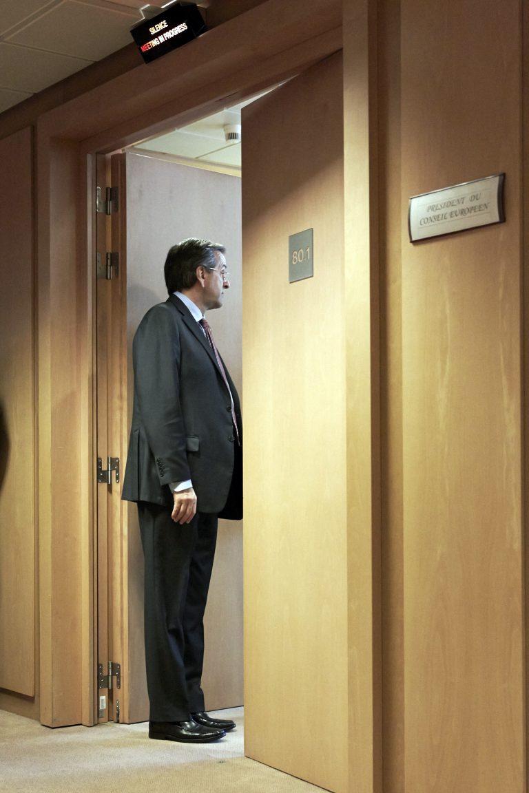 Τι έψαχνε ο πρωθυπουργός στις Βρυξέλλες;   Newsit.gr