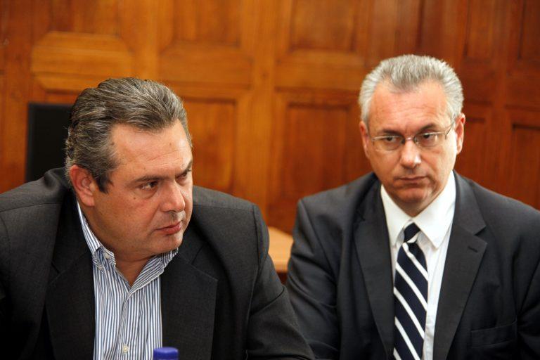 Υπό διάλυση οι Ανεξάρτητοι Έλληνες! Δειλό και ανεύθυνο λένε τον Πάνο Καμμένο βουλευτές του! | Newsit.gr