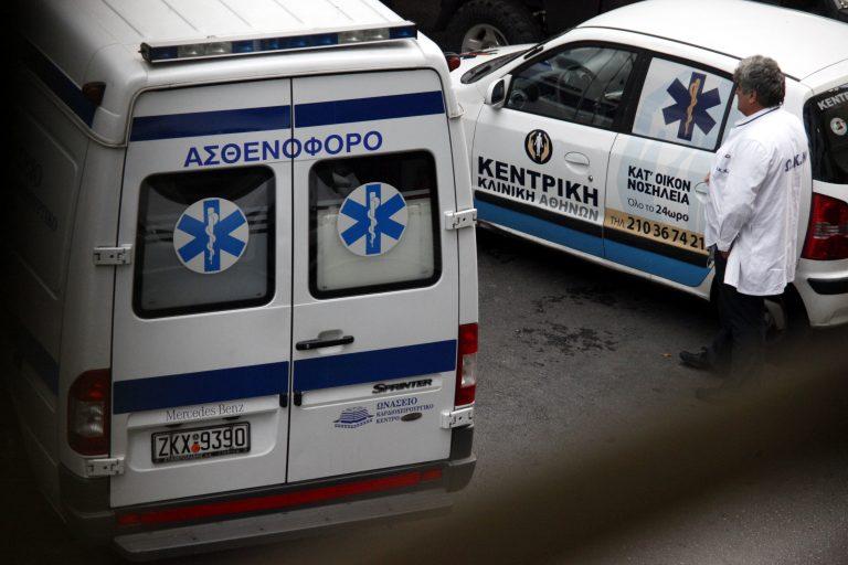 Εύβοια: Άφησε την τελευταία του πνοή σε ασθενοφόρο δίπλα στη γυναίκα του! | Newsit.gr