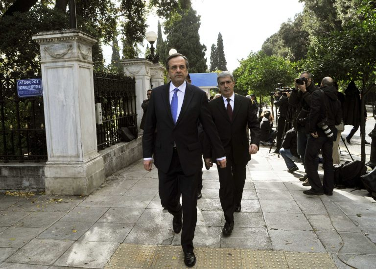 Σαμαράς: Η διαδικασία επαναγοράς των ομολόγων δεν αφορά τα ασφαλιστικά ταμεία | Newsit.gr