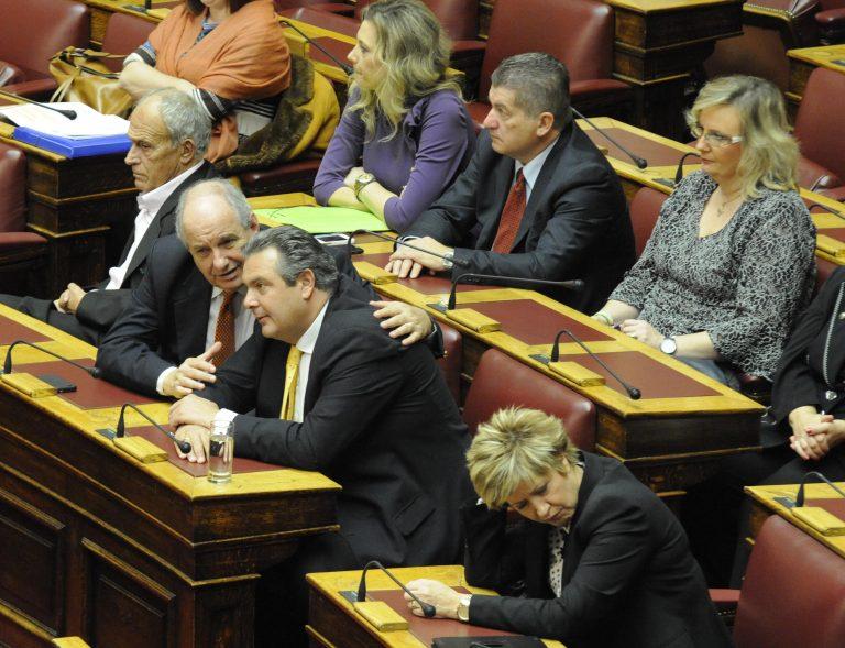 «Όποιος δεν αντέχει στους Ανεξάρτητους Έλληνες να φύγει μέσα στο επόμενο 24ωρο» | Newsit.gr