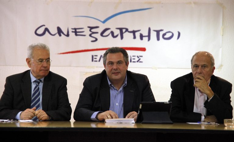 «Ο Βουλγαράκης είναι πίσω από τον Καμμένο», κατήγγειλε βουλευτής των Ανεξάρτητων Ελλήνων και αποχώρησε! | Newsit.gr