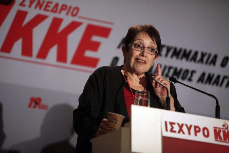 Η Παπαρήγα μίλησε για τον διάδοχό της | Newsit.gr