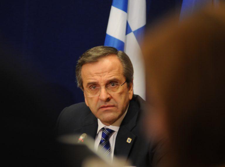 Σαμαράς: Θα βλέπω ο ίδιος επιχειρηματίες που θέλουν να επενδύσουν | Newsit.gr