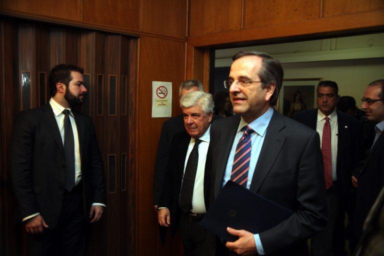 Σαμαράς:«Οι πληρωμές στην ώρα τους να μην αποτελούν είδηση και να είναι ο κανόνας»   Newsit.gr