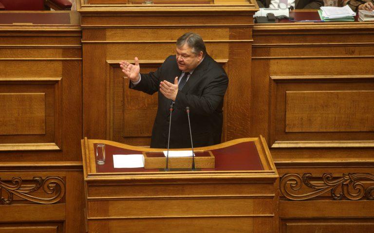 Βενιζέλος: ΣΥΡΙΖΑ και Βαξεβάνης έστησαν σκευωρία εις βάρος μου! | Newsit.gr