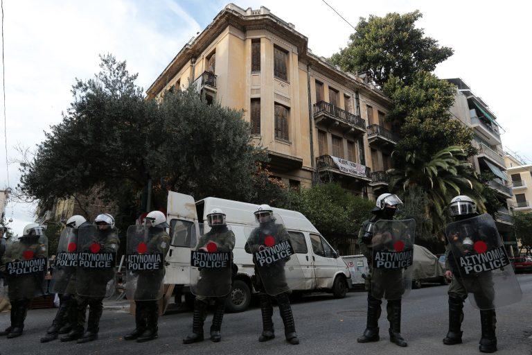 Στα χέρια των καταληψιών πάλι το κτίριο στην οδό Λέλας Καραγιάννη | Newsit.gr