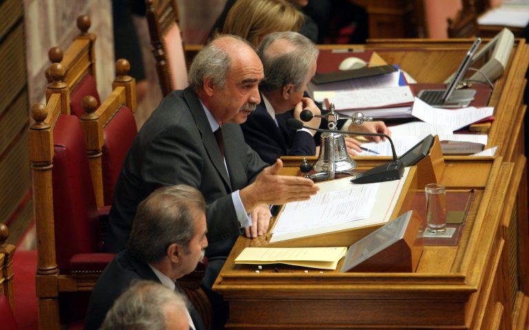 Όλες οι τοποθετήσεις των εισηγητών των κομμάτων   Newsit.gr