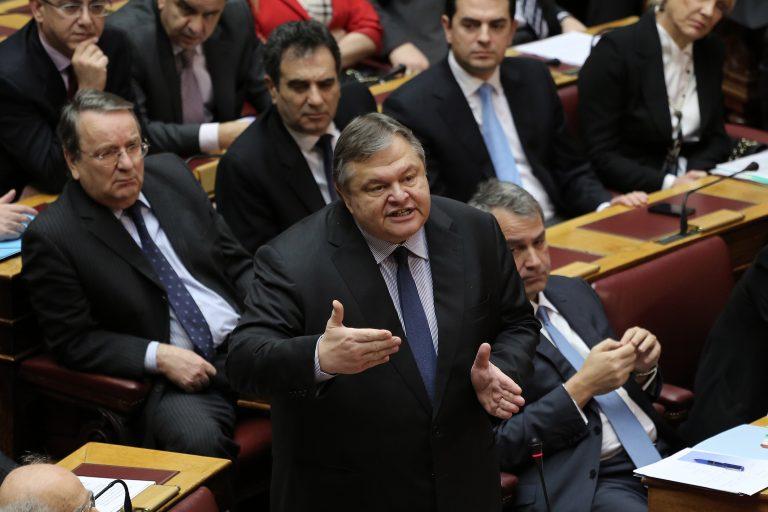 ΟΜΙΛΙΑ ΒΕΝΙΖΕΛΟΥ ΣΤΗ ΒΟΥΛΗ : Χυδαιότητα του ΣΥΡΙΖΑ ότι πήγαμε σε δύο εκλογές κι εγώ γνώριζα τη λίστα άρα εκβίαζα | Newsit.gr