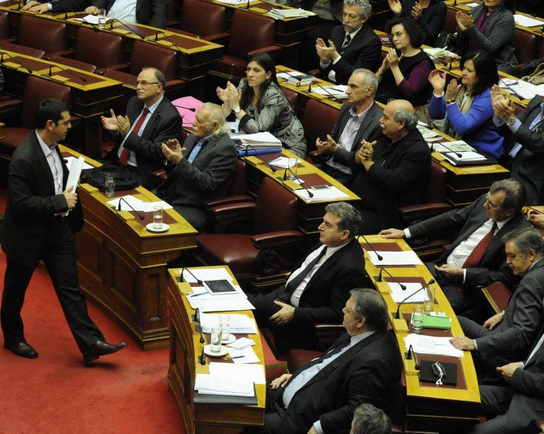 Παρέμβαση της δικαιοσύνης ζητάει ο ΣΥΡΙΖΑ για τα απόρρητα έγγραφα Βενιζέλου – «Δεν έχετε χιούμορ» απαντά το ΠΑΣΟΚ | Newsit.gr