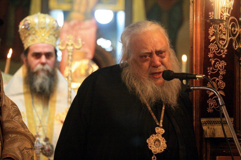 Πελοπόννησος: Εκοιμήθη ο μητροπολίτης Αργολίδος Ιακώβος – »Λύγισε» σε ΜΕΘ! | Newsit.gr