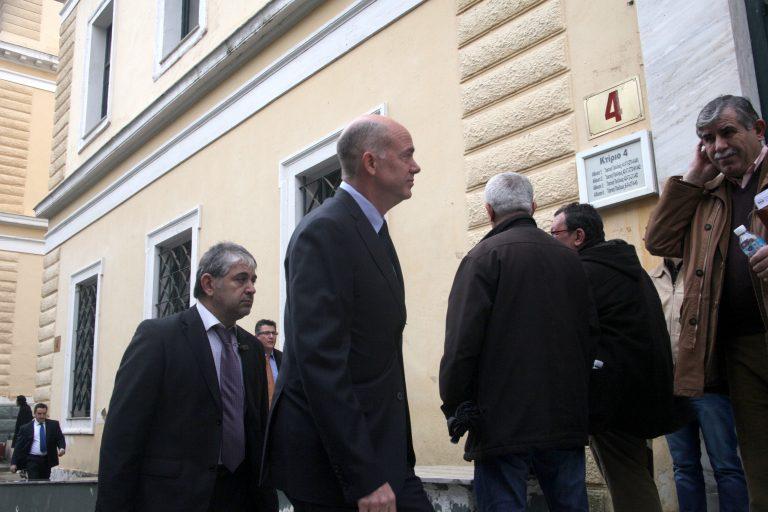 Αντρίκος Παπανδρέου κατά Πάνου Καμμένου στο δικαστήριο | Newsit.gr